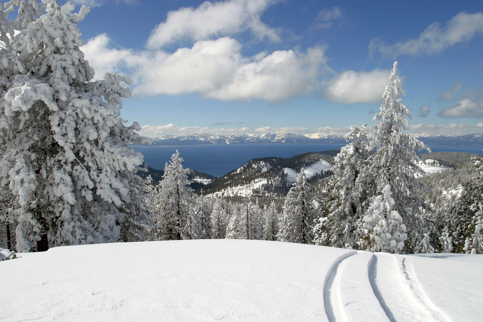 Image of snow and Lake Tahoe felony and misdemeanor attorney in Truckee, Tahoe City & Downieville